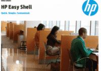 HP Easy Shell