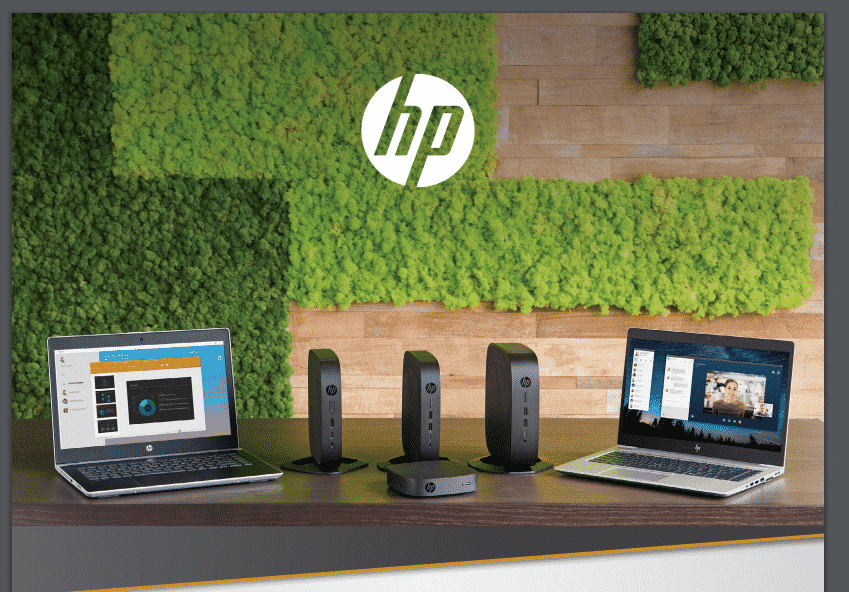 HP Thin Client Overview
