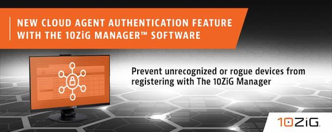 cloud agent authentication
